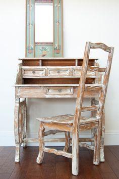 Best DIY Ideas: Gorgeous desk makeover at 551east.com