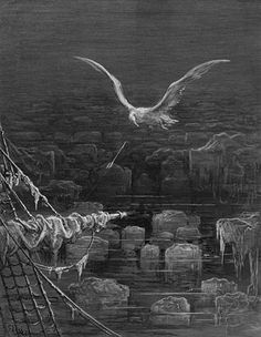 Gustave Doré's The Rime of the Ancient Mariner