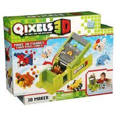 Qixels 3D Maker Set : Target