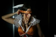 The witcher cosplay, philippa eilhart
