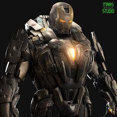 Marvel Comics Art, Marvel Heroes, Marvel Avengers, Marvel Room, Iron Tanks, Marvel Concept Art, Iron Man Art, Futuristic Armour, Stark Industries