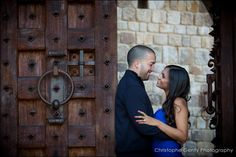 Engagement Photography at Castello di Amarosa in the Napa Valley, CA | Christophe Genty Photography