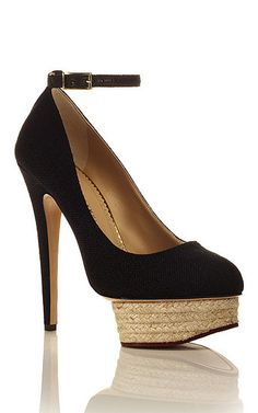 Charlotte Olympia Resort '11, will i ever get over obsessing over olympia shoes? i think not.