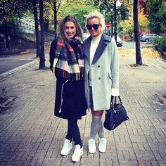 Tone Damli & Hedda Skoug #holzweiler #holzweileritems #lambwool #scarf