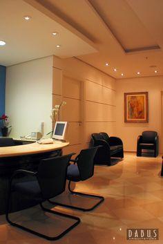 Projeto de Arquitetura Especializada - Clínica Dr. Jesus Paula Carvalho.