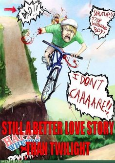PewDiePie  still a better love story than twilight