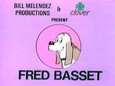 Fred Basset. - I had a pairs card game with Fred Basset on them... What happended to them?.