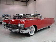 DANIEL SCHMITT & CO CLASSIC CAR GALLERY PRESENTS: 1959 CADILLAC SERIES 62 CONVERTIBLE SHOW CAR