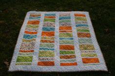 Baby Lydia's quilt