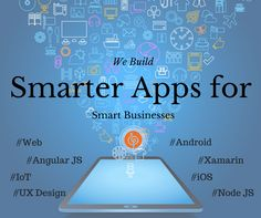 We build Smarter #mobileapps for your #smarter #businesses. Hire top leading mobile app development company in India(#HakunaMatata) to get your #businessapp done. We are the best for #Android, #iOS, #Xamarin, #WebApps, #IoT, #NodeJS and #AngularJs development.