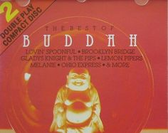 """VARIOUS ARTISTS ~ 1988 CD """"Best of Buddah"""" commercial stock compilation album release (Buddah-Pair PCD 2-1202) in LIKE-NEW COND. (no marks, no scratches, no finger prints).  Looks like new...plays like new.  Contains 20 great tracks covering the years 1964-1974. ($19.99)  Etsy.com / Amazon.com"""