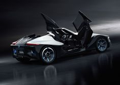 先端の幅は90cm! 日産、量産を目指す未来型EV「BladeGlider」発表 « WIRED.jp