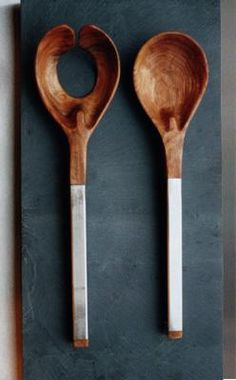 From Italian architect Francesca Meratti's Venice shop, Madera.  Love the spoon your with.