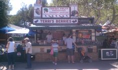 Our Friends at Terri's Berries #smoothies #drsmoothie