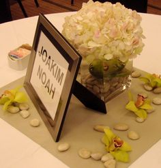 This is a cube vase floral arrangement of white hydrangea with lime green cymbidium orchids scattered around it.  See our entire selection at www.starflor.com.  To purchase any of our floral selections, as gifts or décor, please call us at 800.520.8999 or visit our e-commerce portal at www.Starbrightnyc.com. This composition of flowers is generally available for same day delivery in New York City (NYC). SQ070