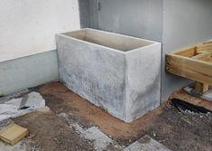 Concrete, Cement, Pergola, Canning, Garden, Pots, Cottage, Inspiration, Dekoration