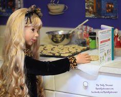 Masterpiece Doll Christina | Christina couldn't wait to make  treats