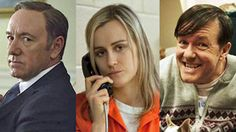 Exclusive: Netflix Emmy episode submissions for 'House of Cards,' 'Orange is the New Black,' Ricky Gervais