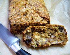 Постный кекс с бананами, шоколадом и кленовым сиропом рецепт с фотографиями
