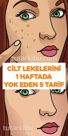 Yüzdeki Lekeleri 1 Haftada Yok Eden Tarifler One of the most common skin problems that many people experience is skin spots on the face. In this article we will give you homemade medicine recipes that Winter Beauty Tips, Daily Beauty Tips, Beauty Tips For Face, Natural Beauty Tips, Beauty Hacks, Cut Crease Makeup Tutorial, Make Up Tutorial Contouring, Spots On Face, Skin Spots