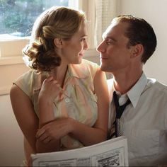get in #bed with tom #hiddleston and elizabeth #olsen in this #exclusive #clip - #entertainment i saw the #light #movies #video
