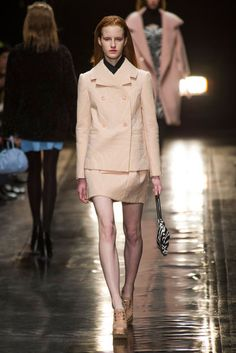 Carven Fall 2013 Runway: Carven Fall 2013