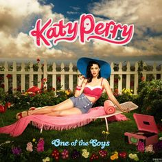 Katy Perry - One of the Boys made by Unknown | Coverlandia