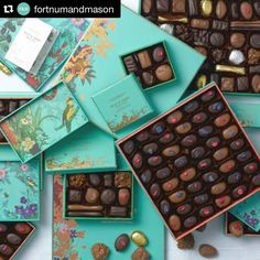 Lovely shot of our work with @timorous_beasties for @fortnumandmason