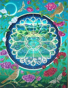 ❤~ Mandala ~❤ Fiona Owen