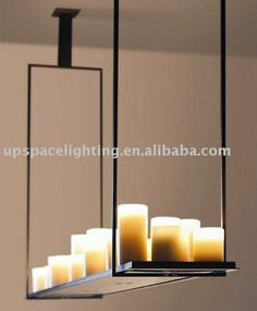 """Modern Lamp Candle Holder """"altar"""" By Kevin Reilly Pendant Lamp (xcp4761-120) Photo, Detailed about Modern Lamp Candle Holder """"altar"""" By Kevi..."""