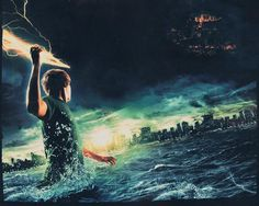 Images For > Percy Jackson Wallpaper