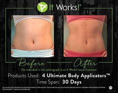 Look at these amazing results!!!!! Get 4 wraps for $99 OR save $40 by becoming a loyal customer!!!    A loyal customer is someone who orders one product for 3 months!!! Call/Text 443.595.6665 or shop online: wwwgetfitandfabwithlisacom - http://ift.tt/1HQJd81