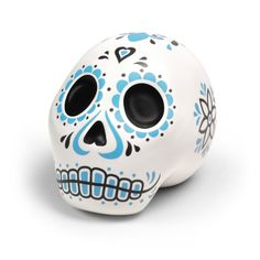 Awesome Fred & Friends SWEET SPIRITS Day of the Dead Sugar Shaker