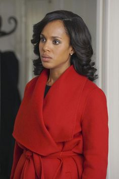 As seen on TV, worn by Olivia Pope on Scandal. Olivia Pope Wardrobe, Olivia Pope Outfits, Olivia Pope Style, Sarah Jessica Parker, Blake Lively, Jennifer Aniston, Scandal Fashion, Tweed, Cashmere Shawl