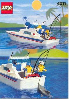 Lego - Cabin Cruiser