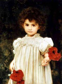 Edith Francis Moir (Connie) ~ William Clarke Wontner, (1857-1930, Englsih)