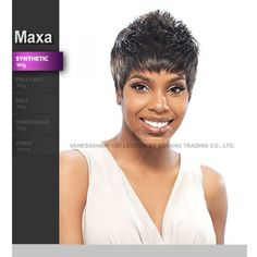 BestHairForYou.com - Vanessa Fifth Avenue Collection Synthetic Hair Wig Maxa, $17.99 (http://www.besthairforyou.com/vanessa-fifth-avenue-collection-synthetic-hair-wig-maxa/)