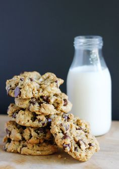 Peanut butter oatmeal chocolate chip