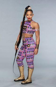 Wrestling Stars, Wrestling Divas, Women's Wrestling, Black Wrestlers, Wwe Female Wrestlers, Divas Wwe, She Got Game, Becky Wwe, Wwe Girls