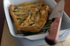 Tarte de espargos // Asparagus Tart by Suzana [Gourmets Amadores]