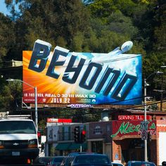 You could say our excitement for #StarTrek Beyond is somewhere beyond warp 9.9.