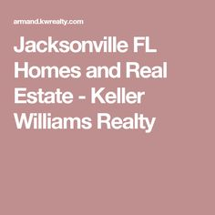 Boca Raton FL Homes and Real Estate - Keller Williams Realty Hauling Services, Junk Removal, Jacksonville Florida, Keller Williams Realty, Finding A House, Old City, Luxury Homes, Real Estate, Exotic Cars