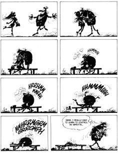 André Franquin - Idées noires