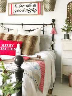 a farmhouse christmas with hobby lobby - Hobby Lobby After Christmas Sale