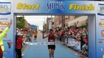 MacLennan wins record ninth Johnny Miles Marathon Past Present Future, Feature Article, Local News, Marathon, Basketball Court, Racing, Entertaining, Sports, Running
