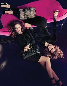 Juicy Couture Fall 2013 Campaign  #fashion #juicycouture