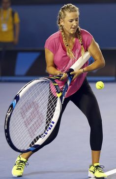 STRANGE SPORTS EQUIPMENT - TENNIS IS CHANGING - THE RACQUETS ARE GETTING BIGGER AND BIGGER!