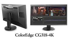 Eizo 4K ColorEdge CG318