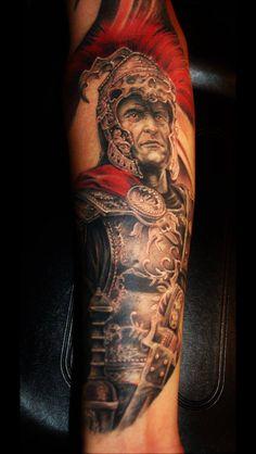 Centurion Tattoo