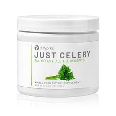 See the all new It Works Just Celery Organic Celery Juice Powder. It Works Marketing, It Works Distributor, It Works Products, Celery Juice, Juice Diet, Body Wraps, How To Lose Weight Fast, Whole Food Recipes, Healthy Recipes